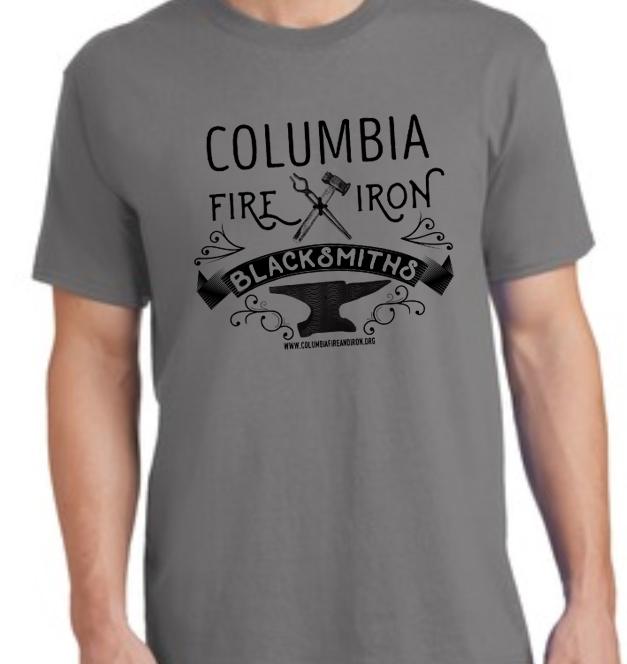CFI T-shirt design gray